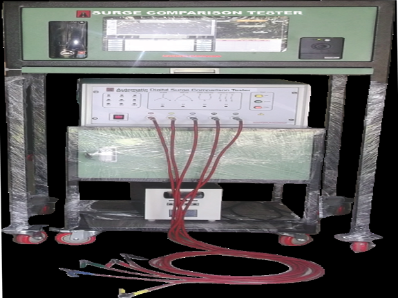 Automatic Digital Surge Tester