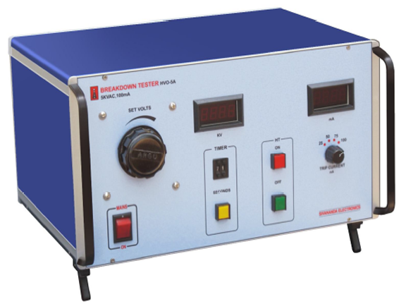 Copper Wires HV Tester