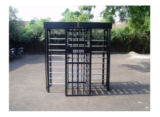 Full Height Dual Lane Turnstiles