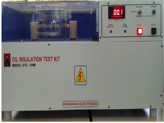 Oil Insulation Test Kit