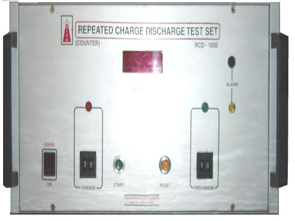 rated charge discharge test
